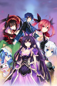 Date A Live wallpapers for smartphones iPhone Android 720x1280 200x300
