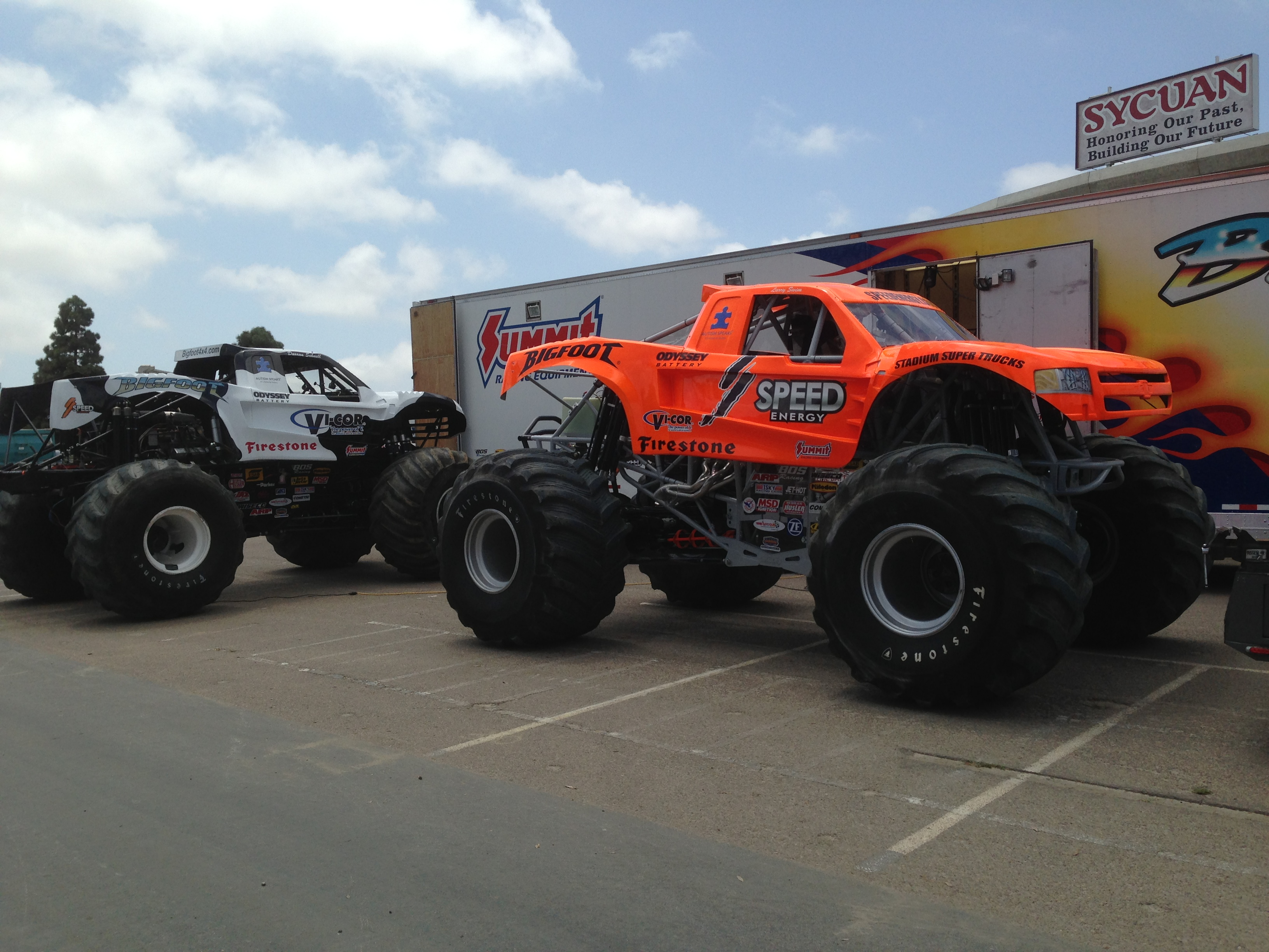Bigfoot Monster Truck Images TheCelebrityPix 3264x2448