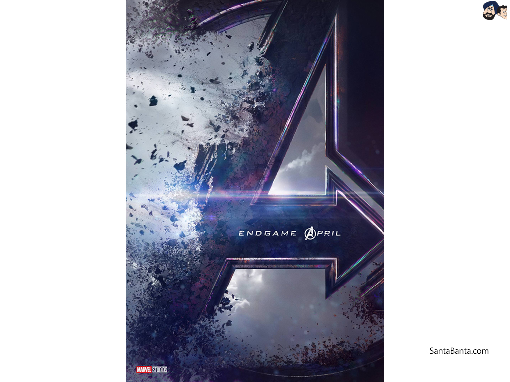 Avengers Endgame Poster Wallpaper Hot Flix Movies 1024x768