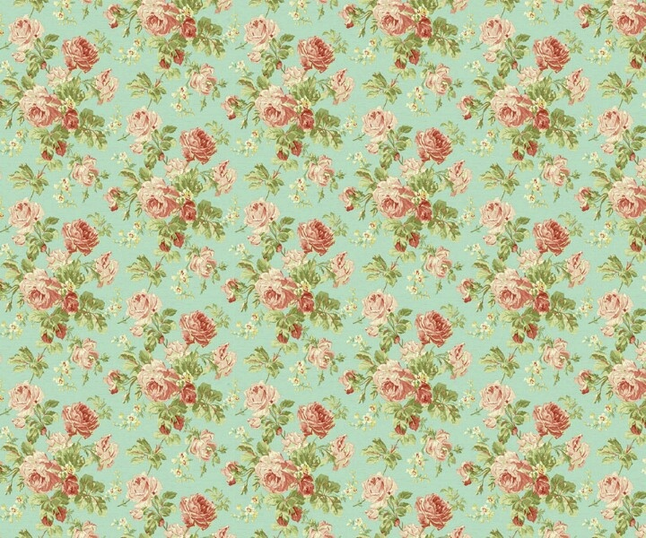 Vintage wallpaper For the Home INCUDING shabby chic Pinterest 720x600