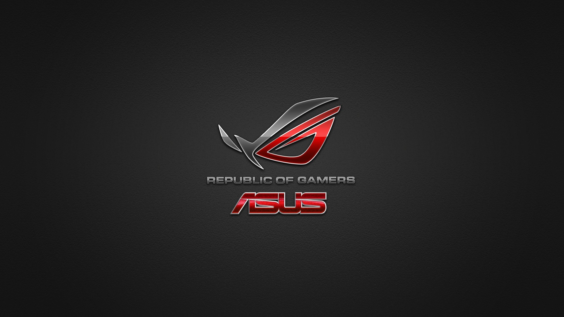 asus wallpaper hd dark rog Wallpaper 1920x1080
