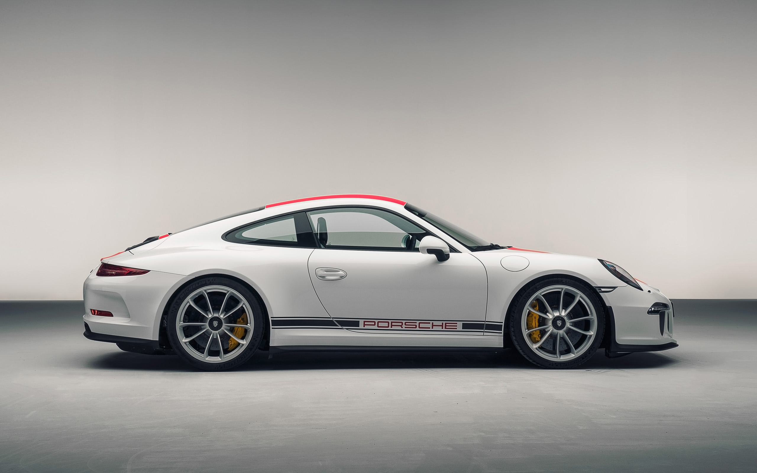 2016 Porsche 911 R   Studio   3   2560x1600   Wallpaper 2560x1600