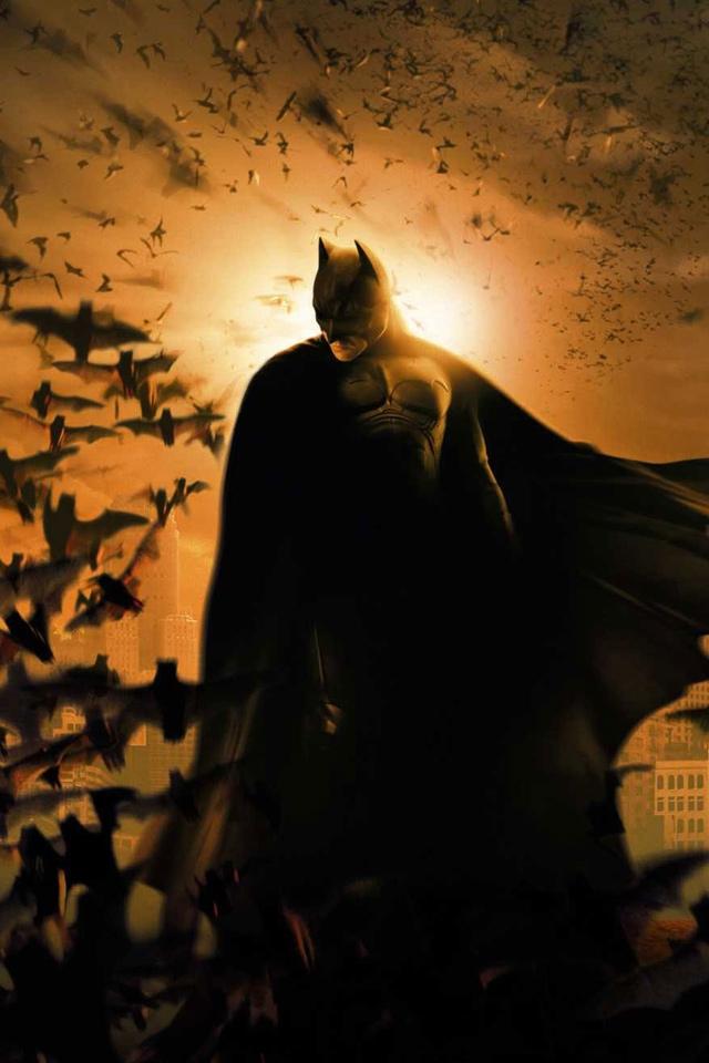 Batman Begins iPhone HD Wallpaper iPhone HD Wallpaper download iPhone 640x960