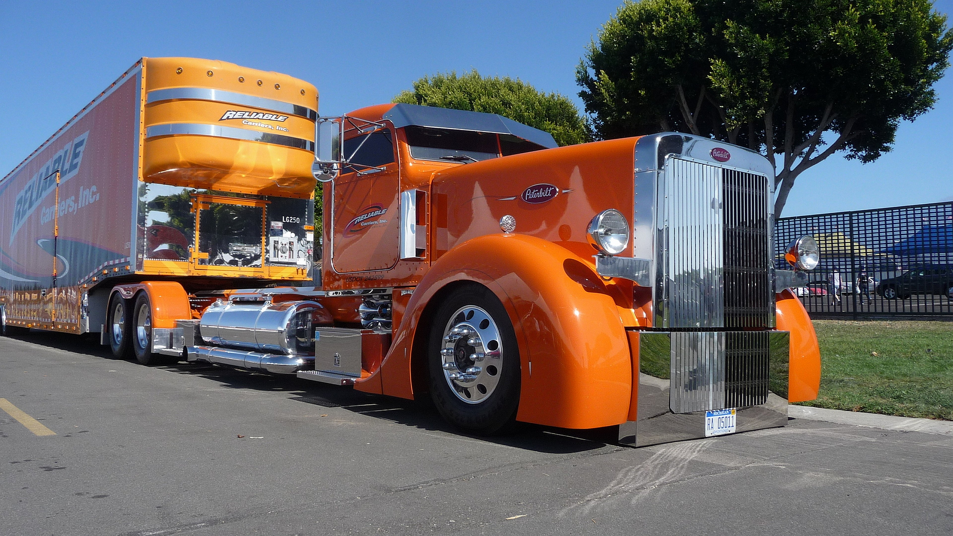 Truck Wallpaper 3 3840x2160
