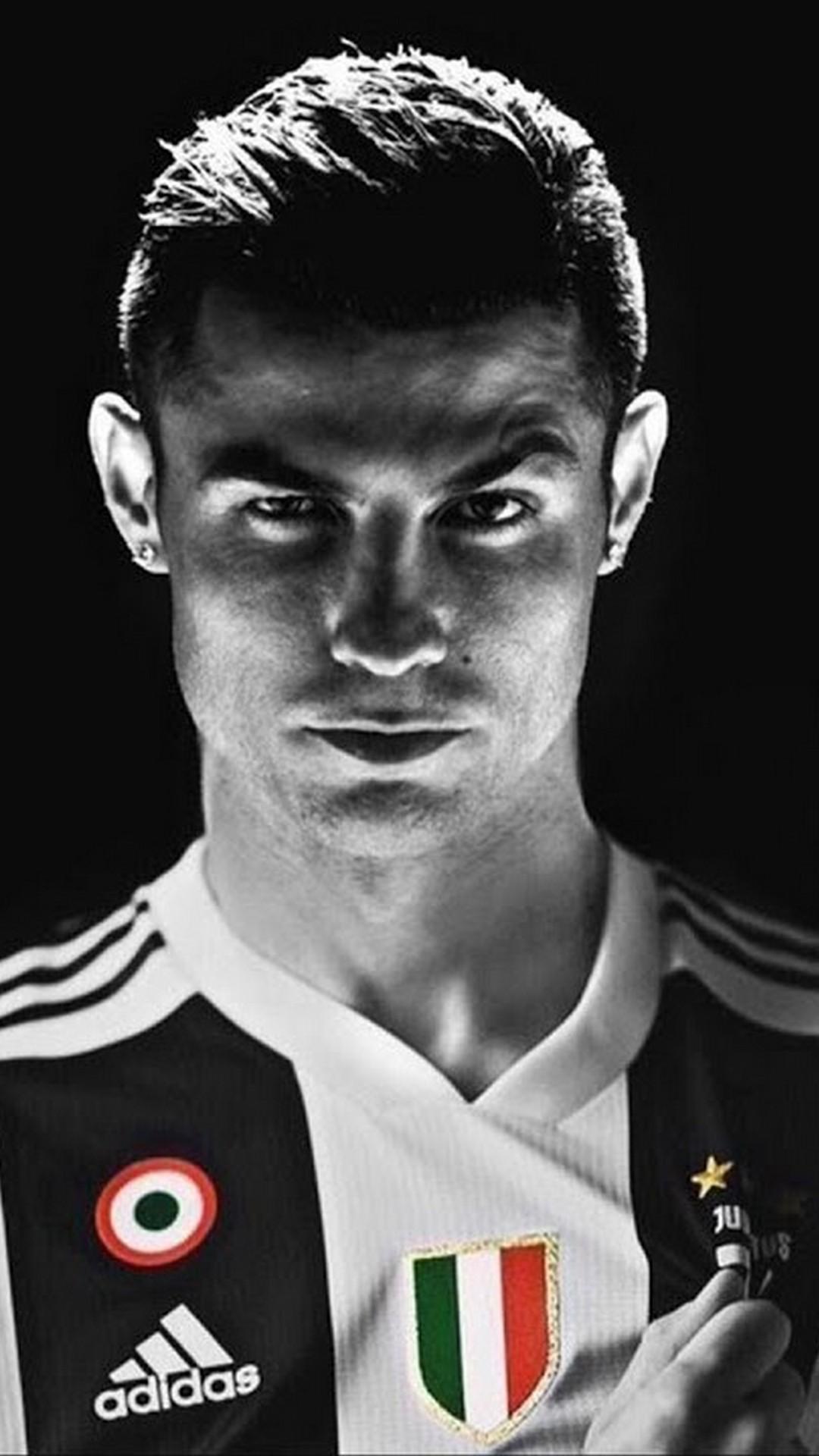 C Ronaldo Juventus Wallpaper iPhone 2019 3D iPhone Wallpaper 1080x1920