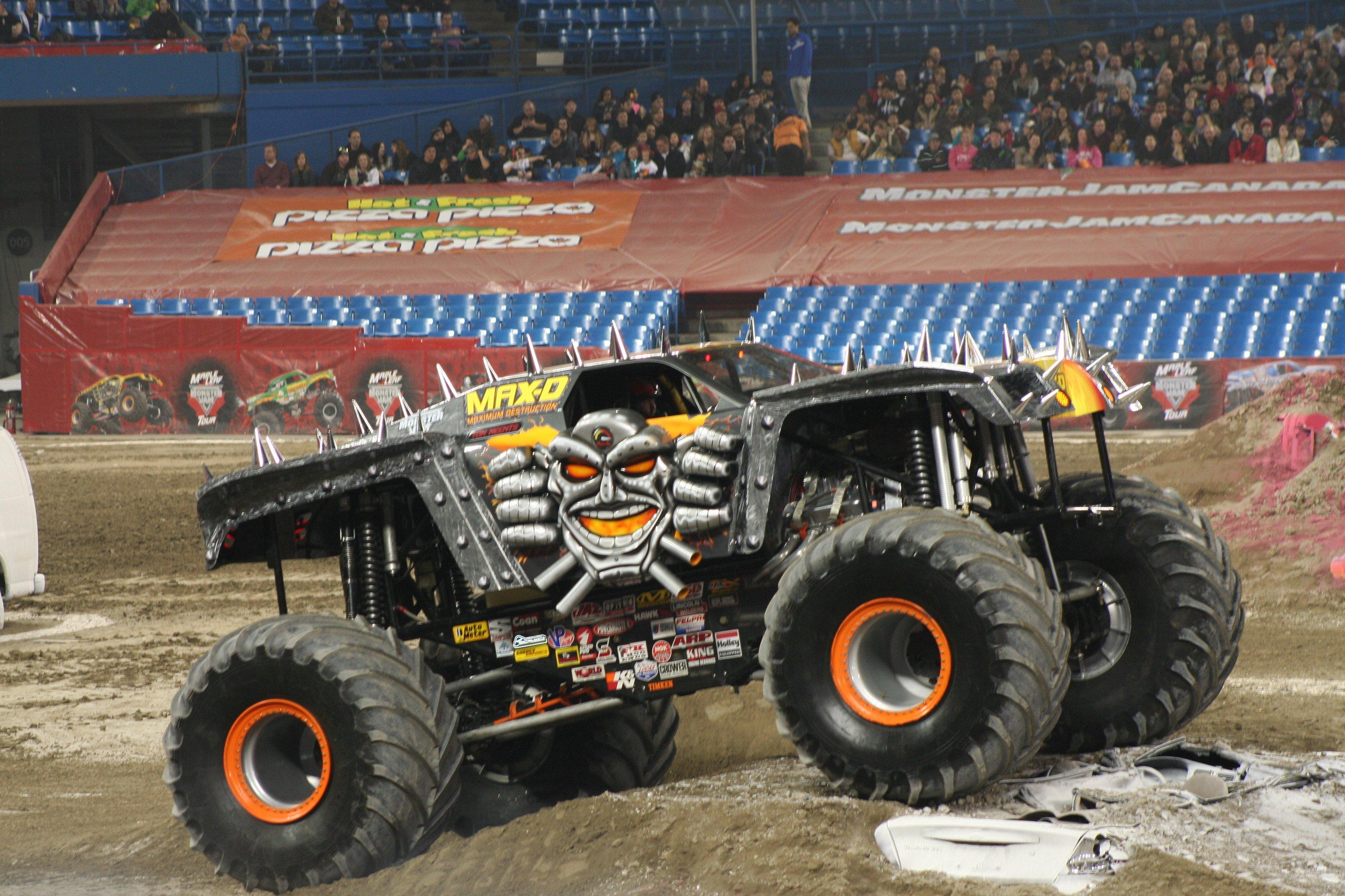 monster trucks truck 52 wallpaper 3456x2304 322237 WallpaperUP 3456x2304