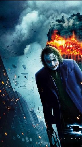 View bigger   Batman VS Joker Wallpaper for Android screenshot 288x512