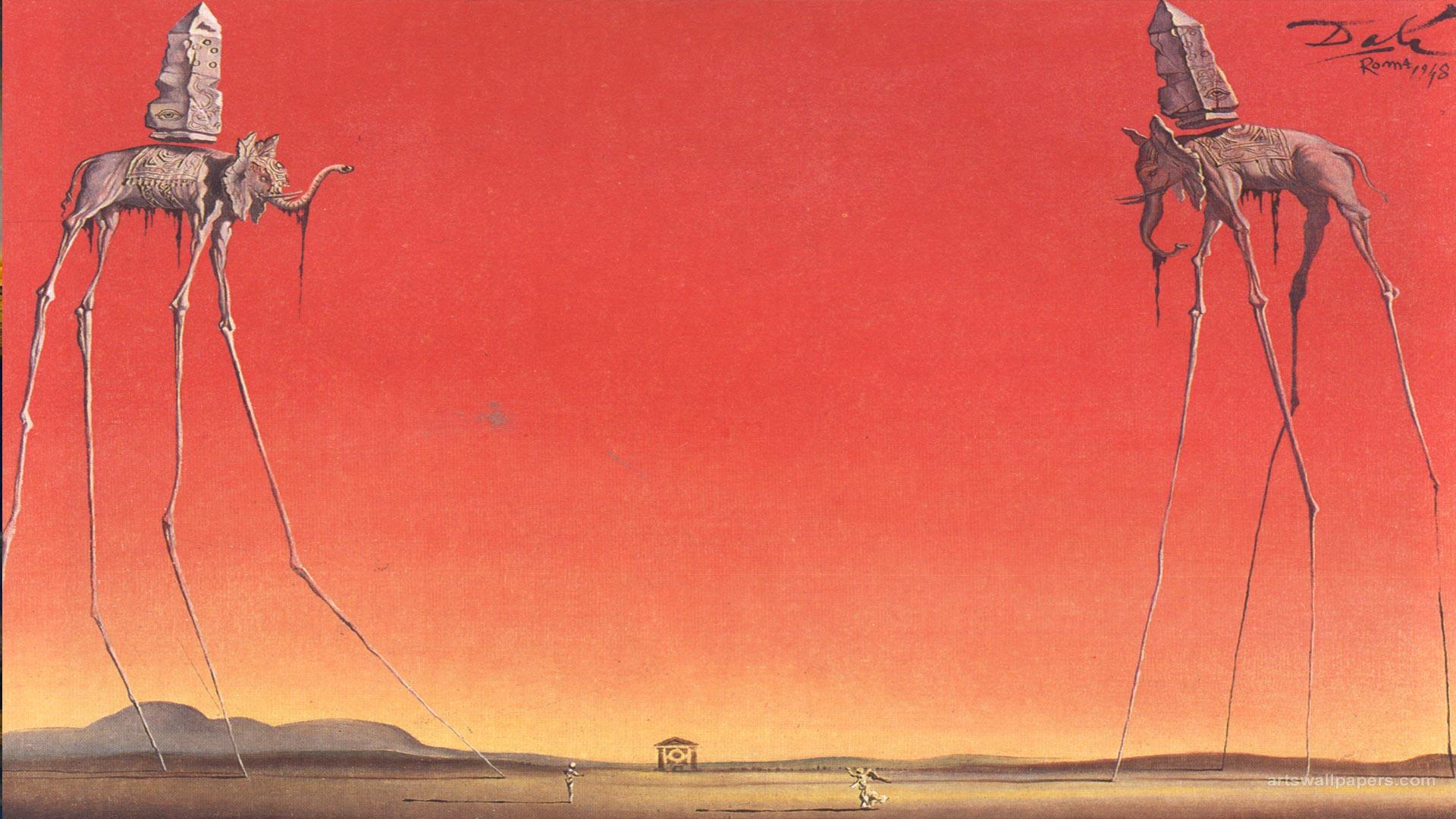 75 Salvador Dali Wallpaper On Wallpapersafari