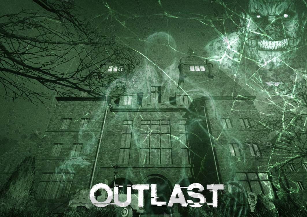 Outlast Wallpaper by NewHope04 1063x752