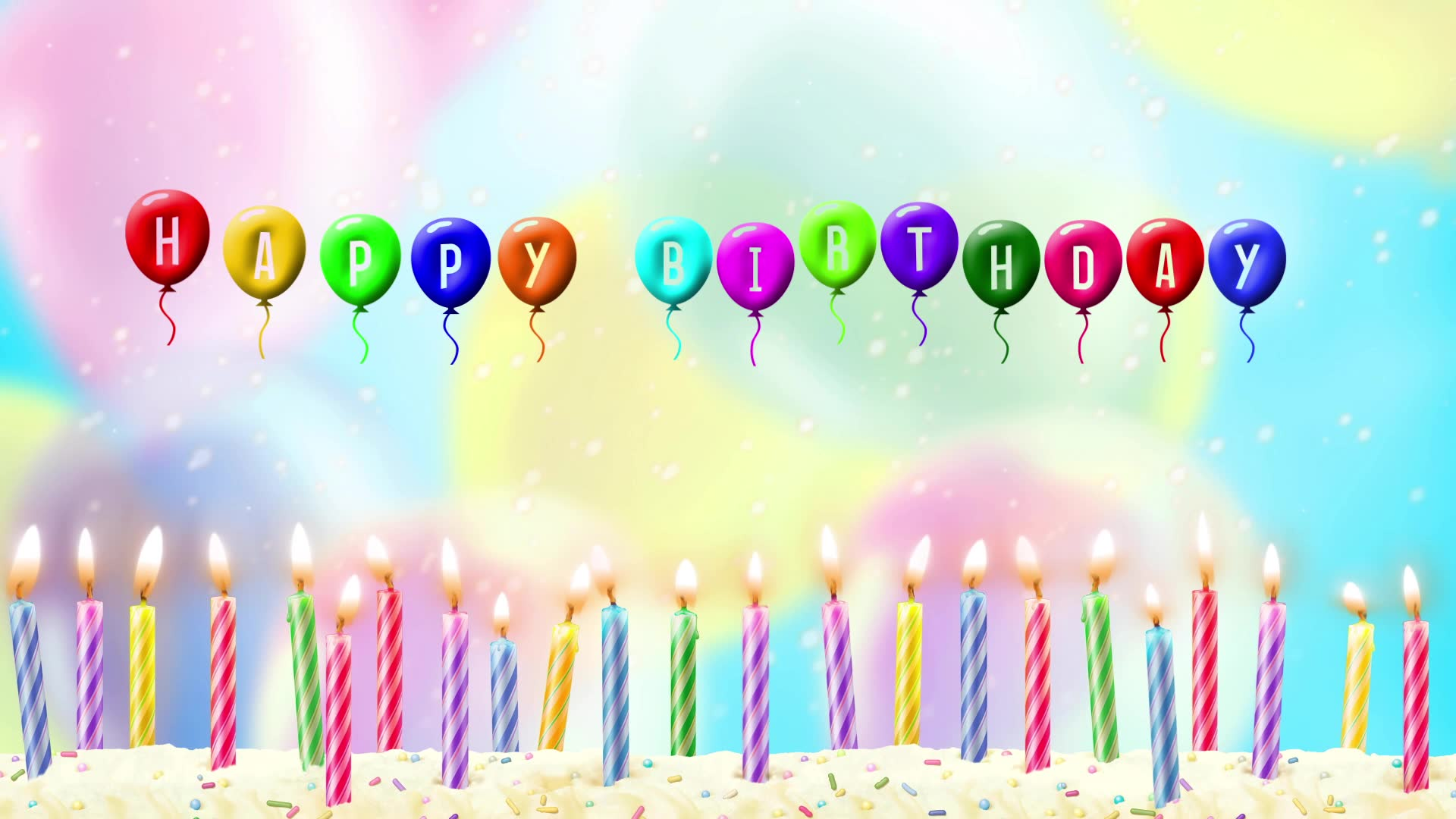 Daily Cards Happy Birthday Happy Birthday Balloons HD Images 1920x1080
