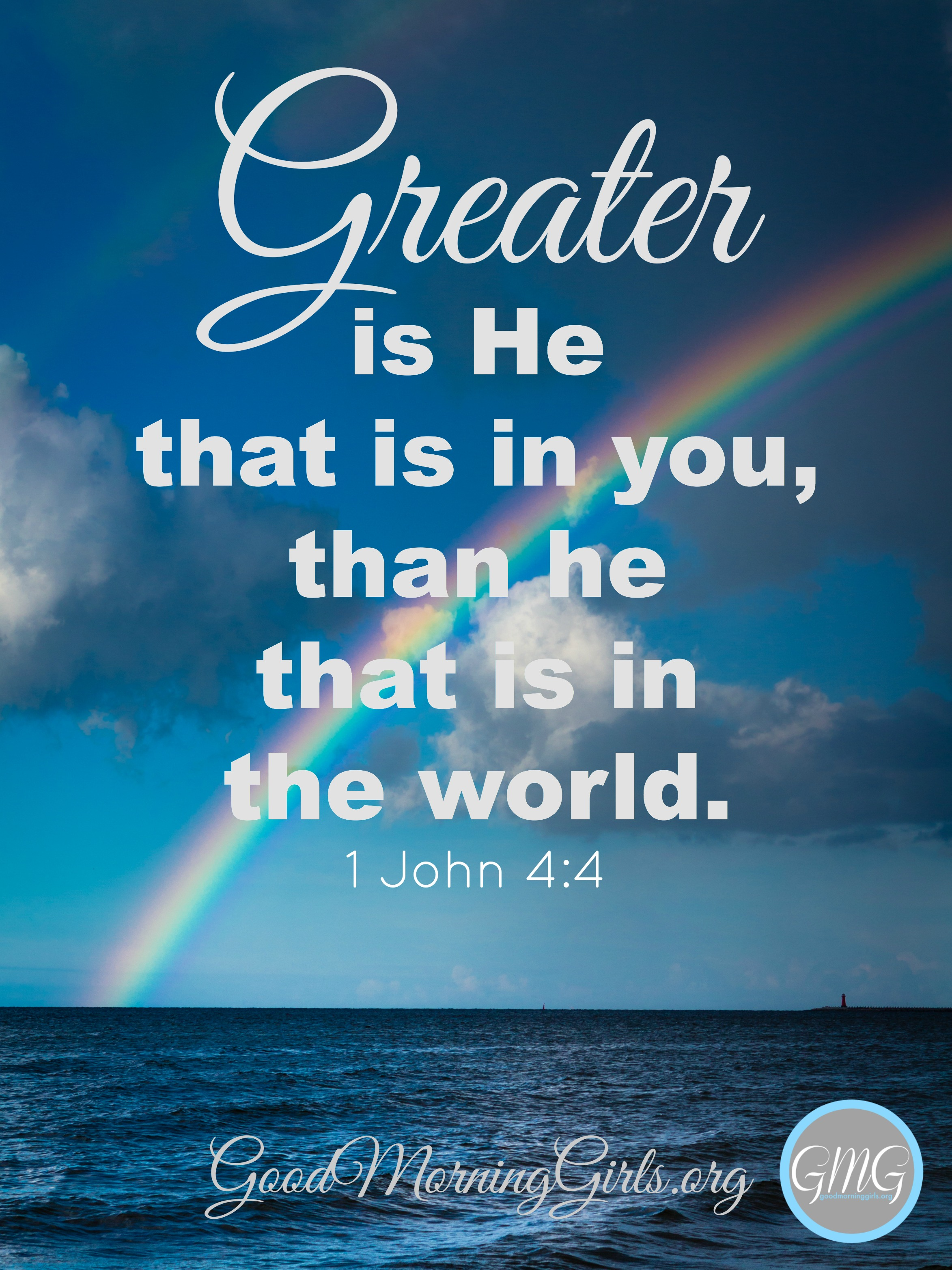 Free Download Greater Is He That Is In You 1 John 1 5 Women