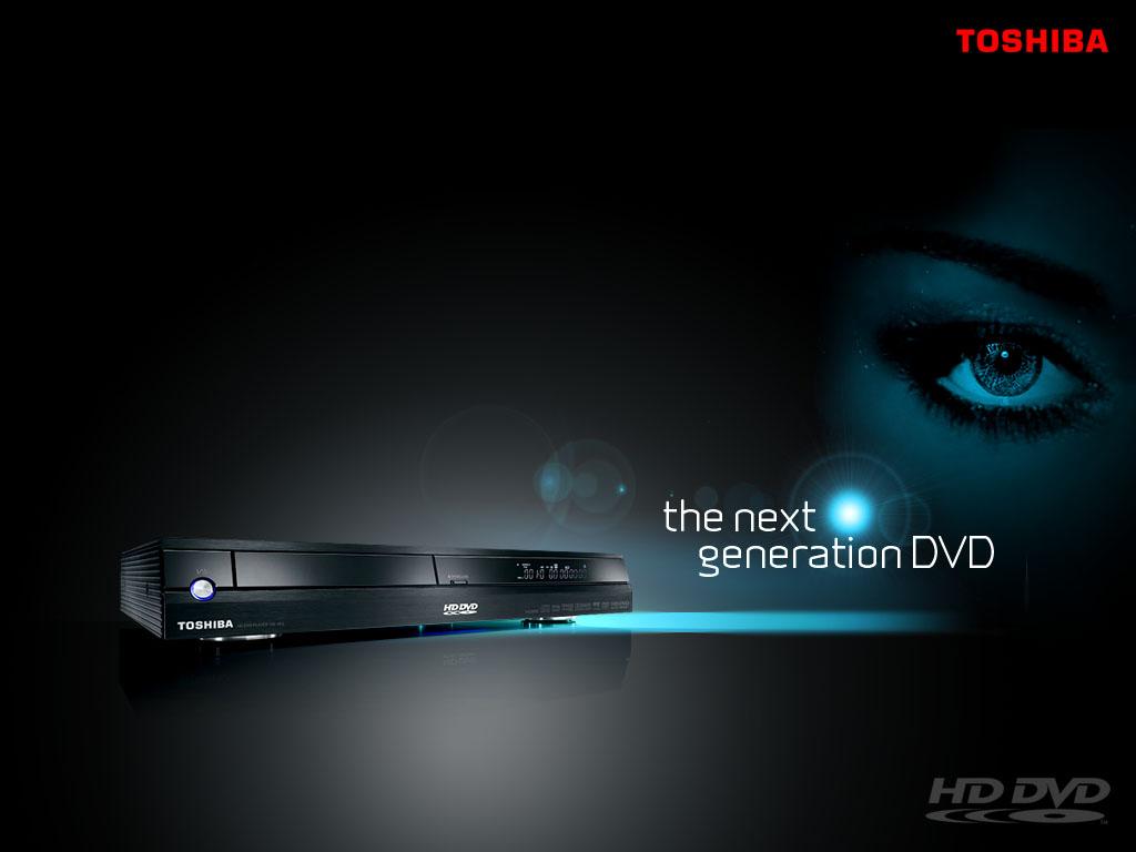hd dvd wallpaper von toshiba quelle toshiba von vhs dvd und hd dvd das 1024x768