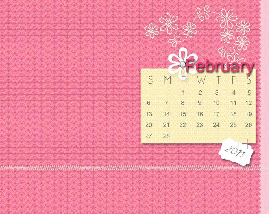 February Wallpaper Posted at feb 02 900x717