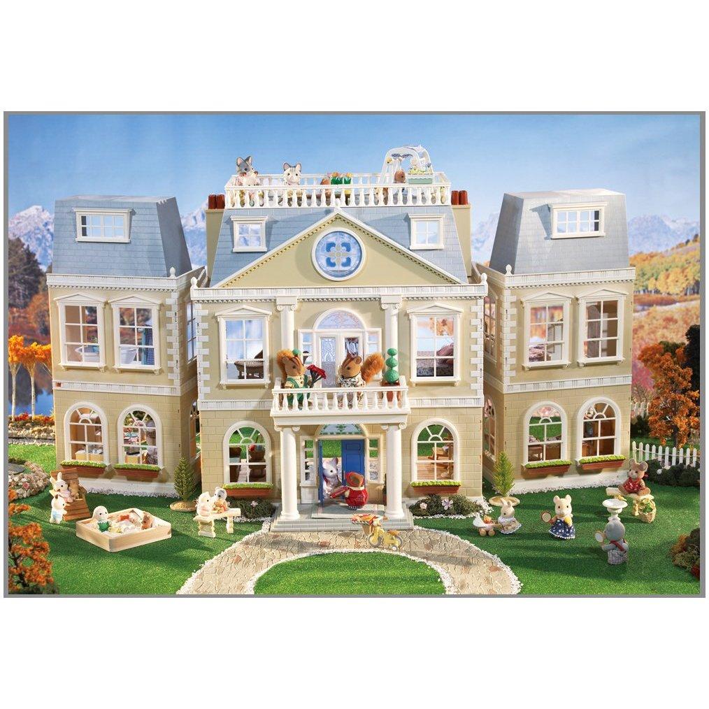Calico Critters Cloverleaf Manor on LoveKidsZone   LoveKidsZone 1014x1014