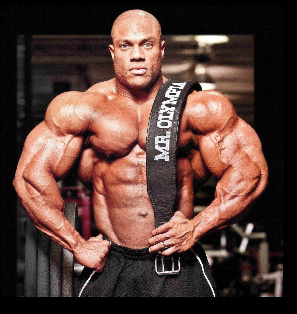 Mr Olympia Winner Phil Heath Wallpapers Phil Heath The Gift MR O 976x1032