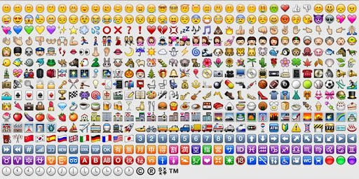 Emoji Faces Emoji faces wallpaper ads by 512x256