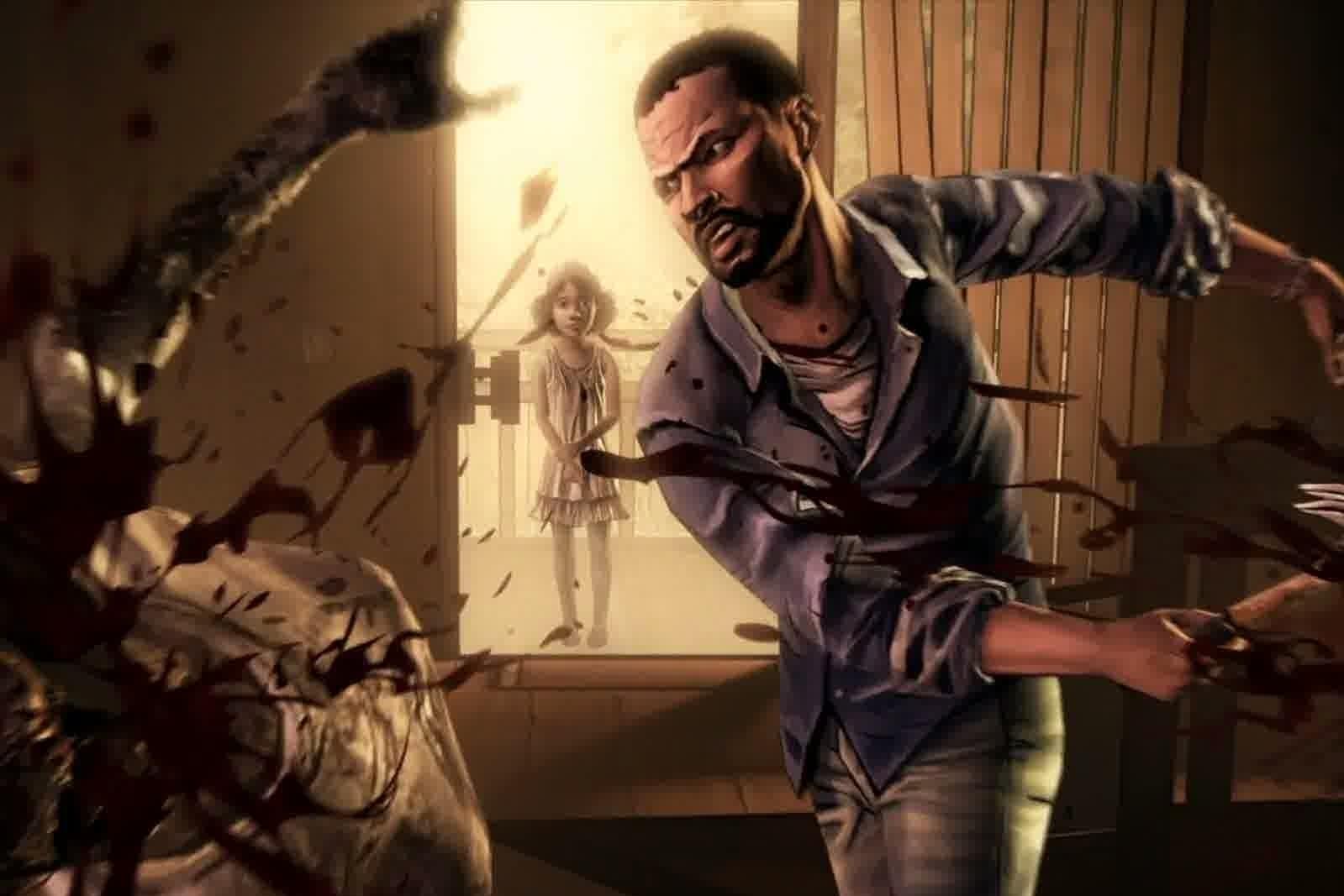 The Walking Dead desktop wallpaper 30 of 76 Video Game Wallpapers 1599x1067