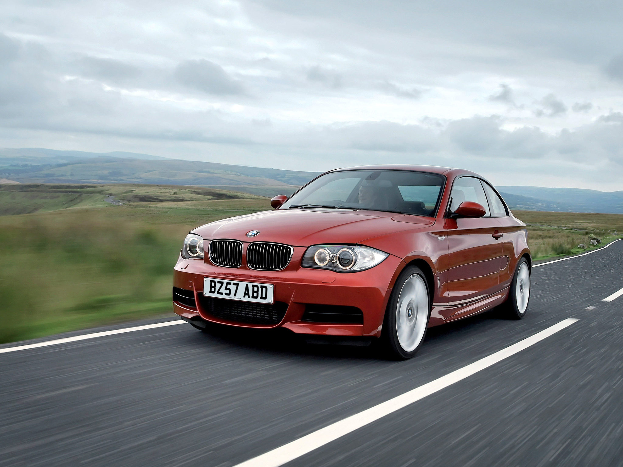 BMW 135i Coupe UK spec E82 Wallpapers Car wallpapers HD 2048x1536