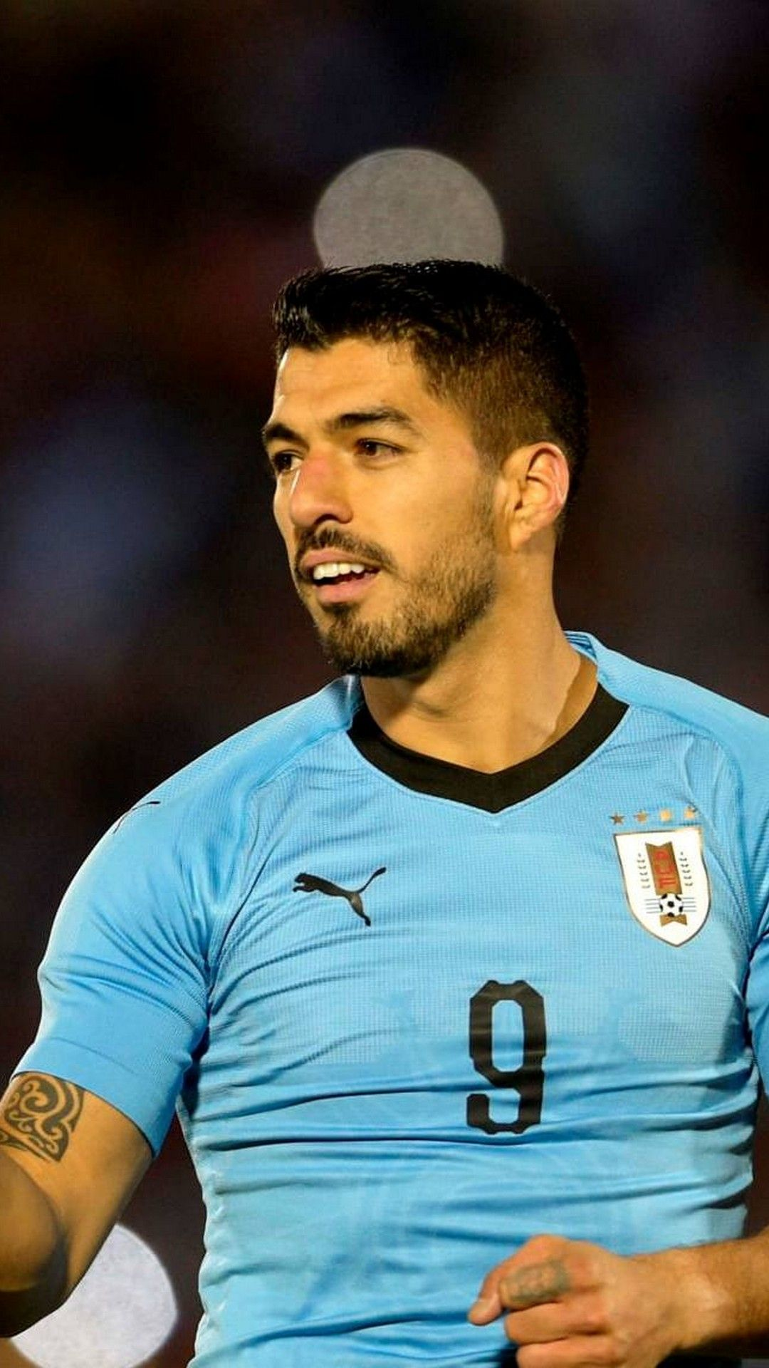 Wallpaper Android Luis Suarez Uruguay   Best Mobile Wallpaper 1080x1920
