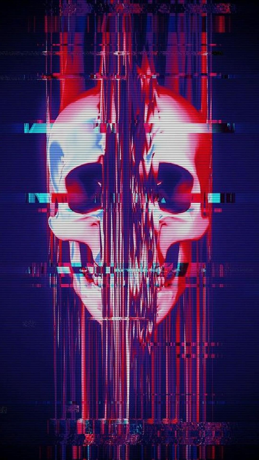 Free Download Glitch Art Effect Wallpaper Hd For Android Apk