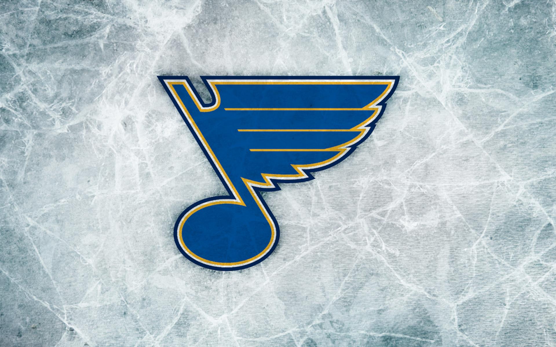 St Louis Blues Logo wallpaper 1920x1200