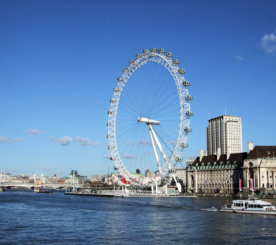 on August 20 2015 By Stephen Comments Off on London Eye HD Wallpapers 960x854