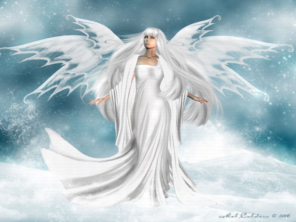Wallpapers Angel Wallpaper For Desktop 1024x768