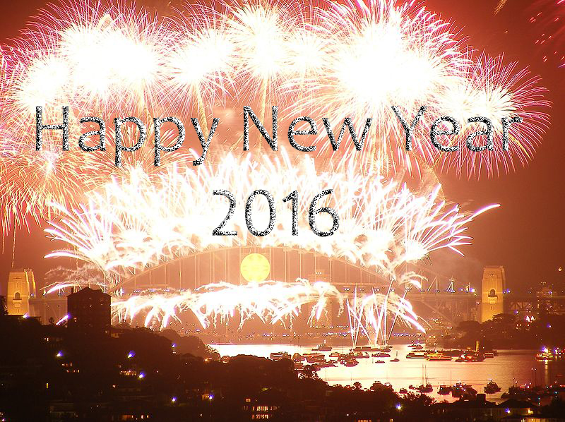 Happy New Year 2016 Wallpapers New Year 2016 Pctures HD 800x598