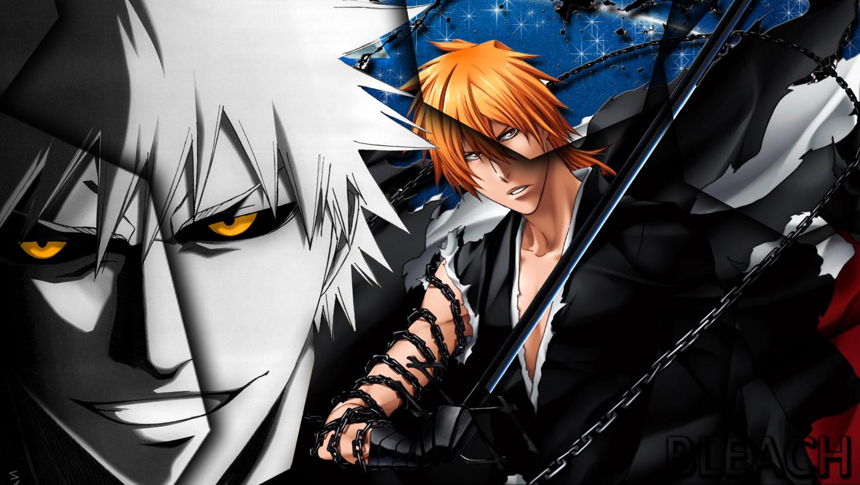 Bleach Anime Wallpaper Iphone HD 5714 Wallpaper Cool 1360x768