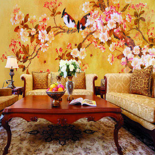 decorative wallpaper borders online   3050 House Remodeling 600x600
