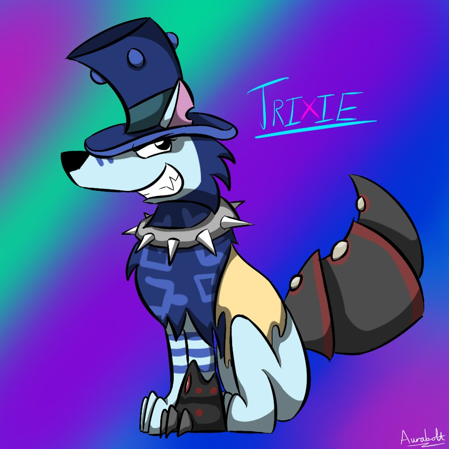 Free Download Animal Jam Trixie The Fake Dude By Professorlucario9