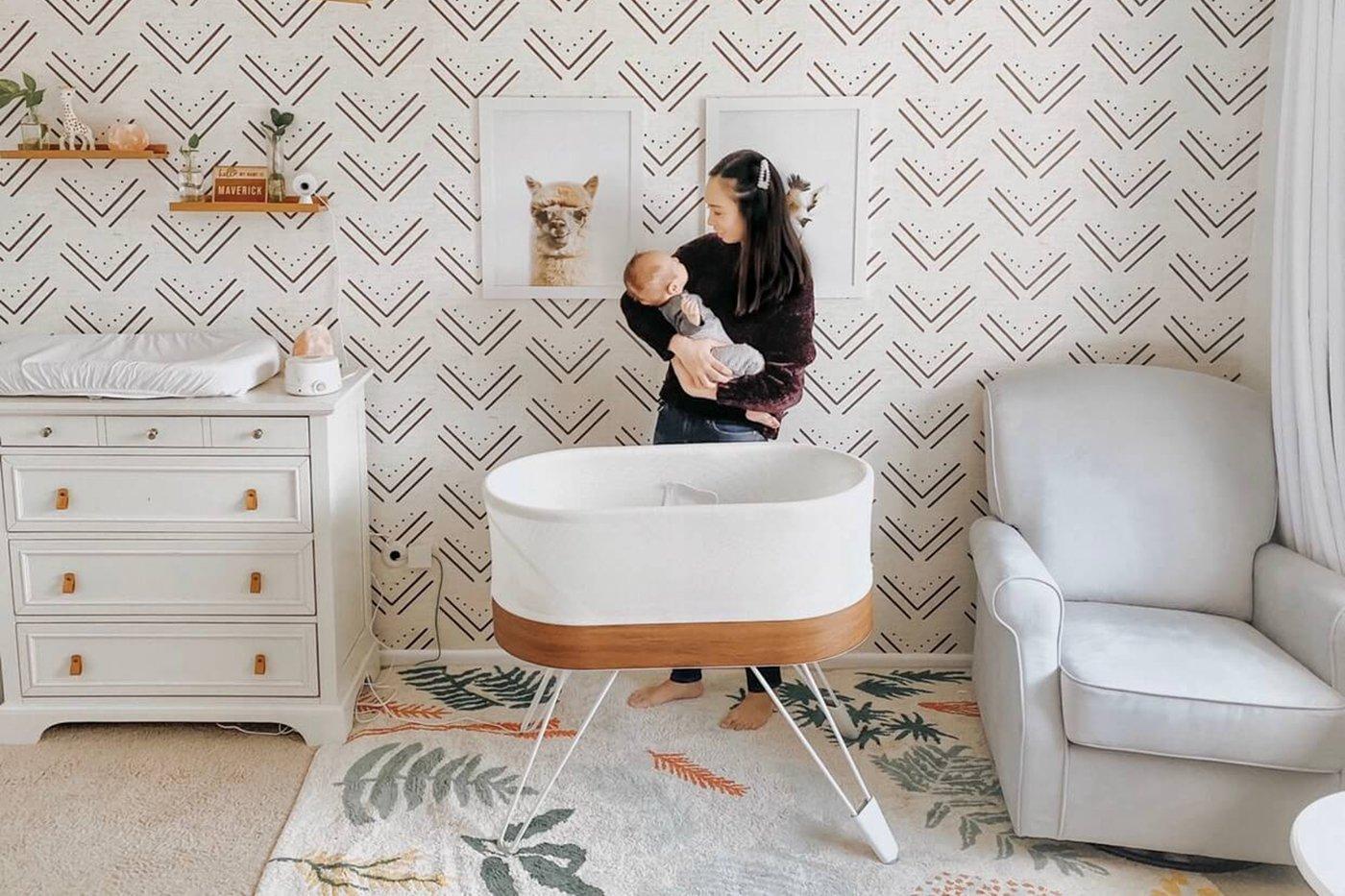 Nursery Wallpaper 15 Baby Wallpaper Designs Happiest Baby 1400x933