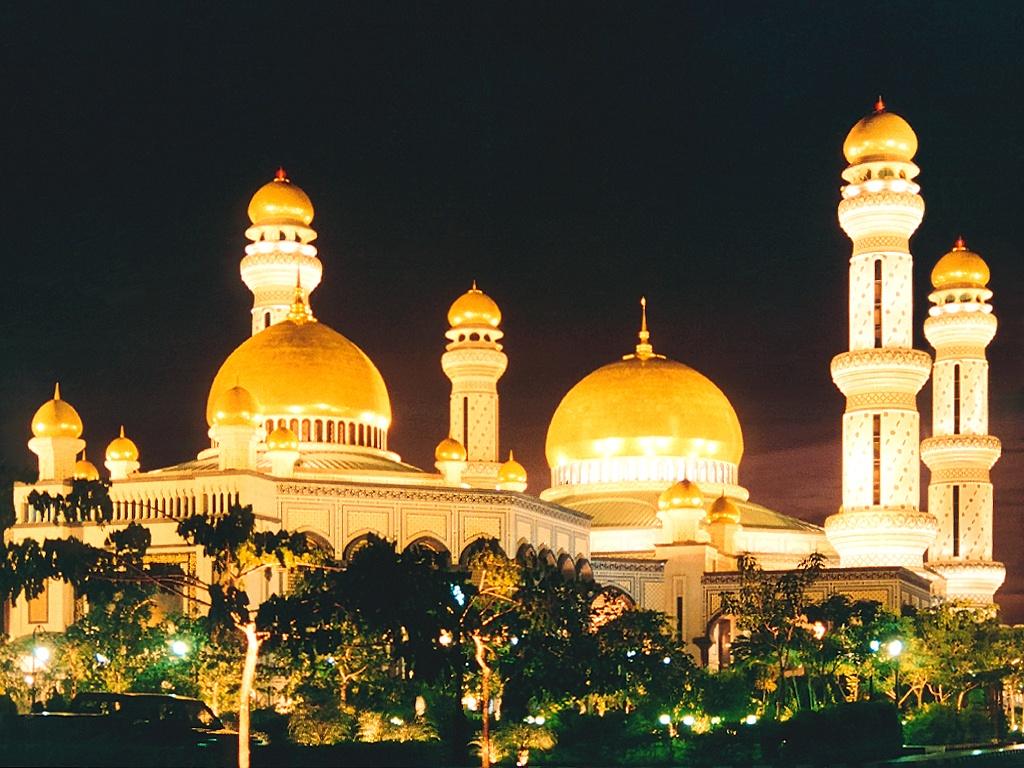 Beautiful Islamic Buildings Wallpapers: Beautiful Mosque Wallpaper