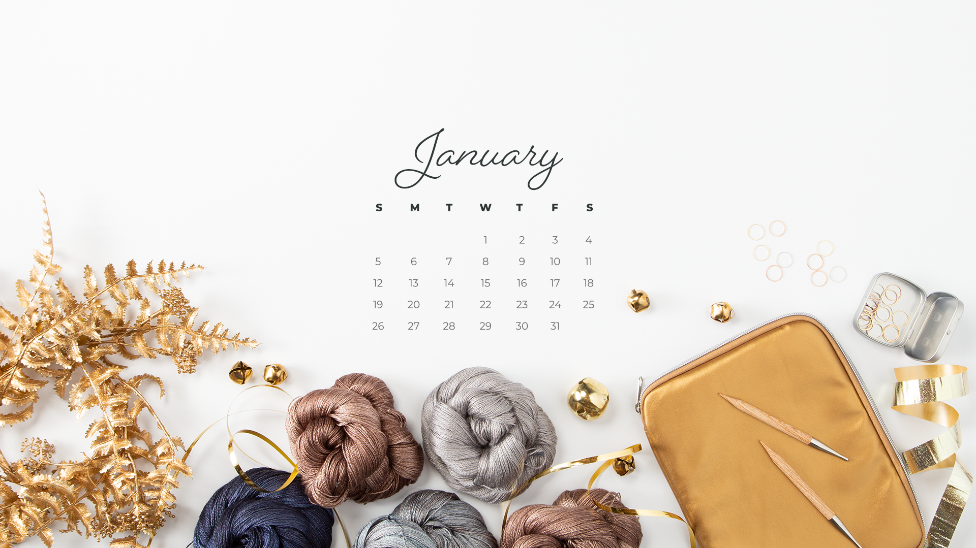 Downloadable January Calendar   KnitPicks Staff Knitting Blog 1920x1079