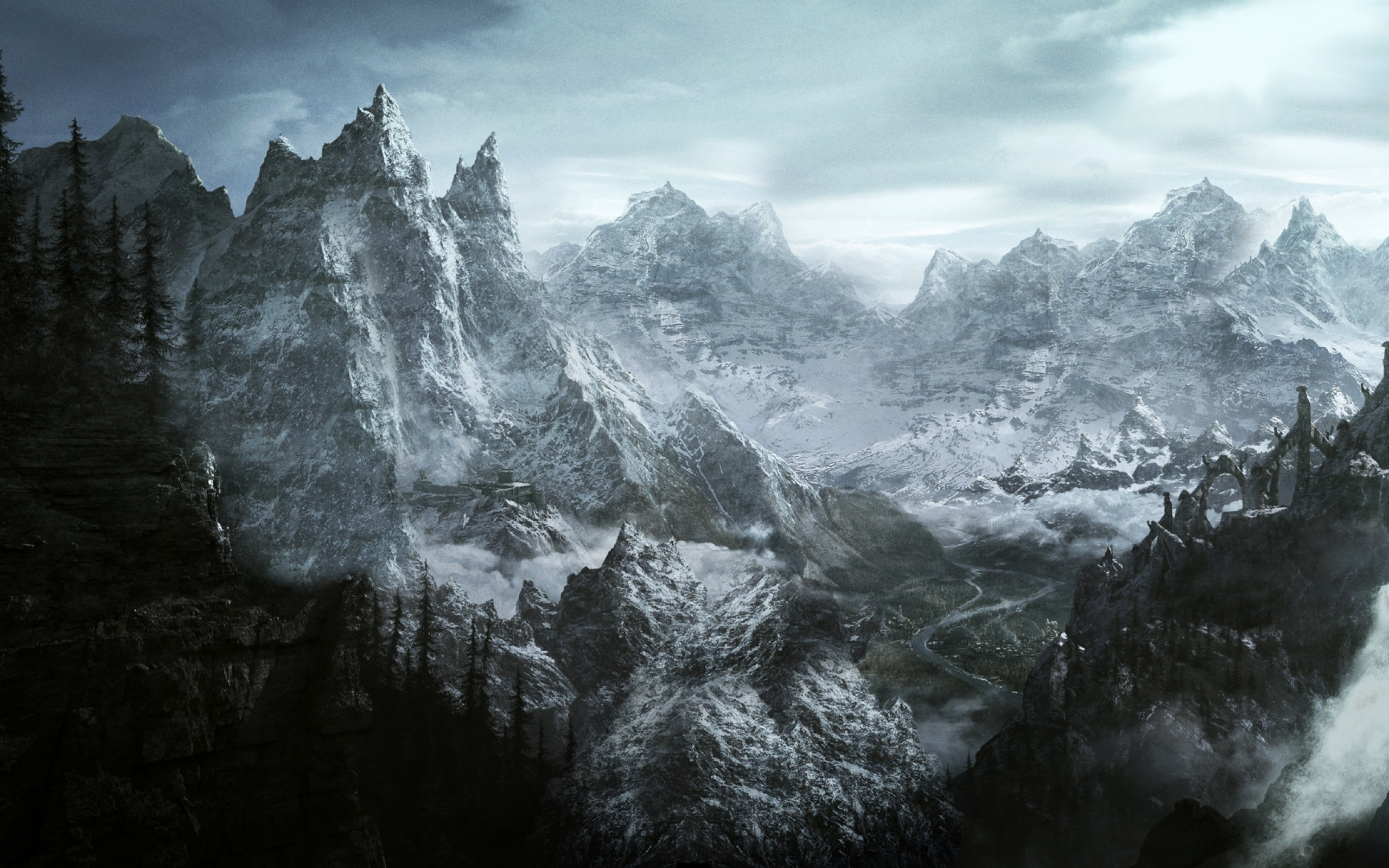 the elder scrolls online wallpaper 1920x1080