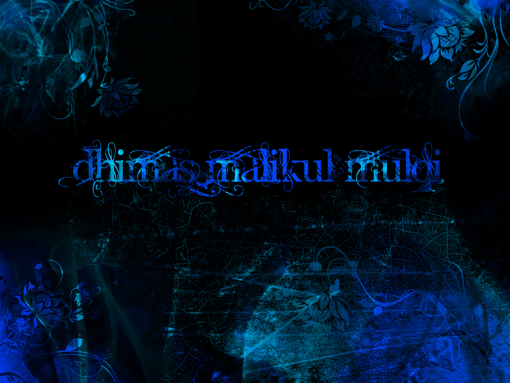 My desktop Wallpaper with My name by Rexomniumregum 1024x768