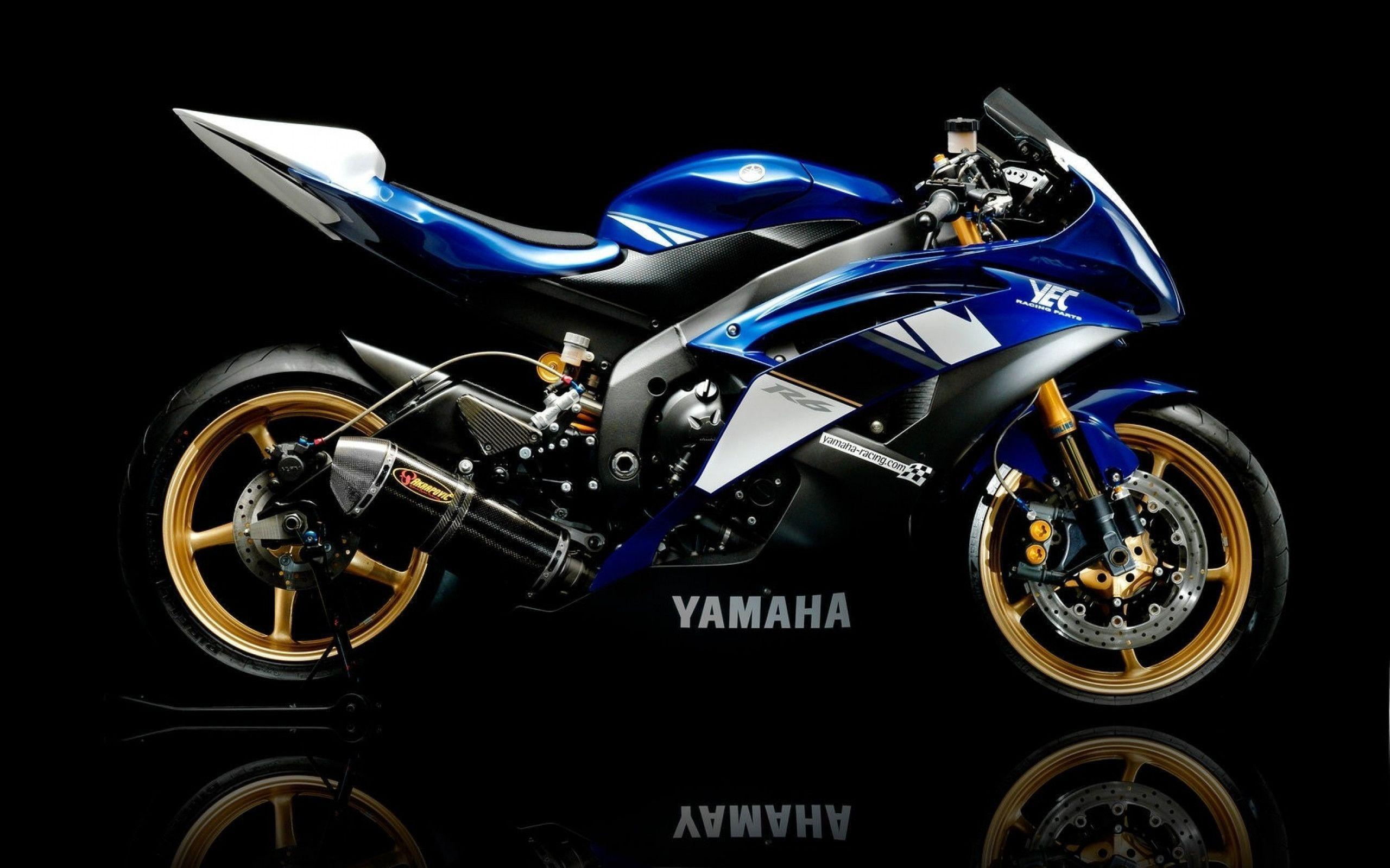 Yamaha R6 Wallpapers 2560x1600