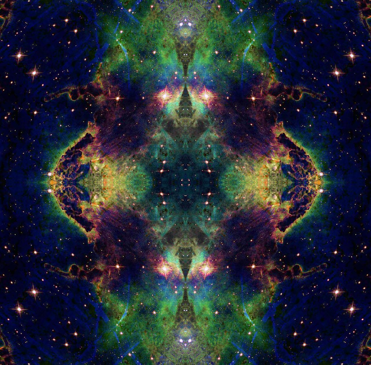 trippy galaxy wallpaper - photo #14