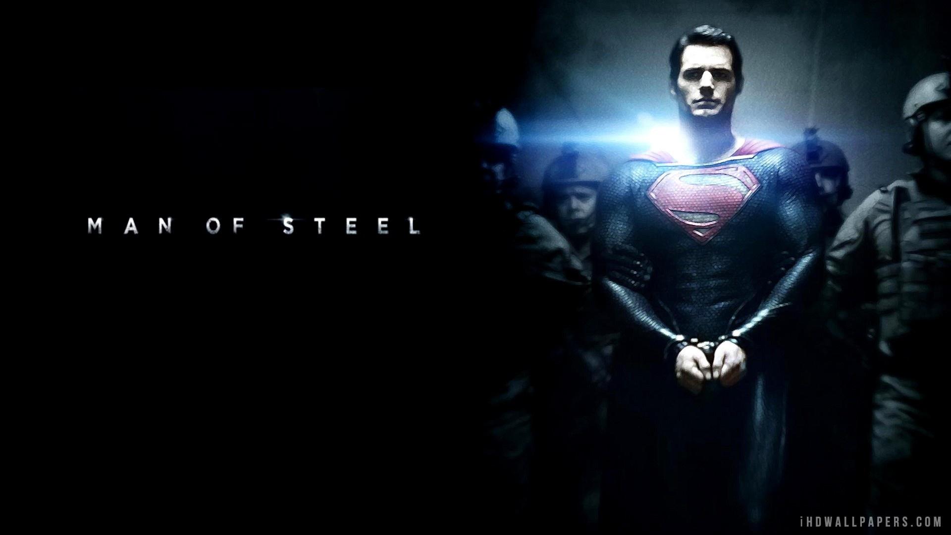 Man of Steel SuperMan HD Wallpaper   iHD Wallpapers 1920x1080