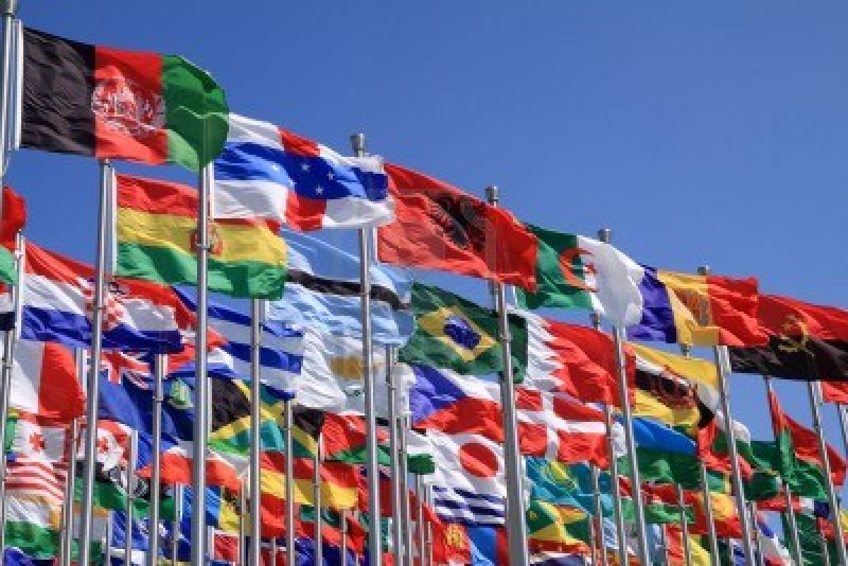 World Flags Wallpaper - WallpaperSafari