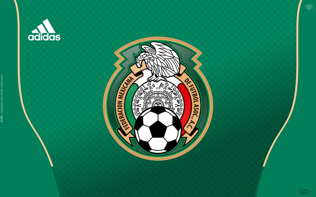 mexico soccer logo wallpaper - wallpapersafari