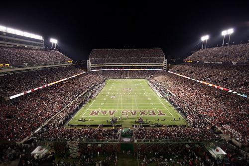 Kyle Field   Texas AM Flickr   Photo Sharing 500x333
