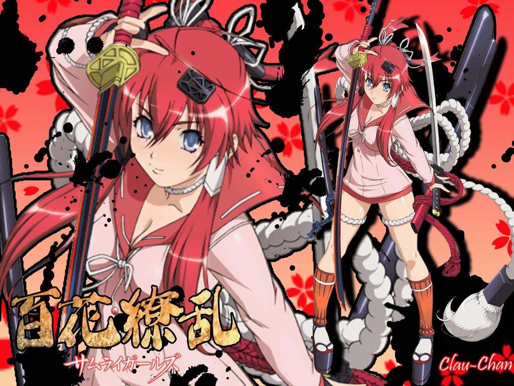 Samurai Girls 1024x768