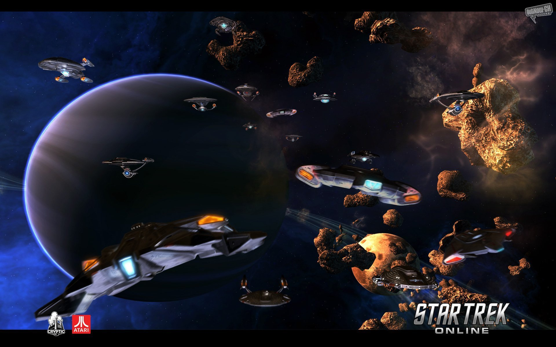 1920x1200 Star Trek Online desktop PC and Mac wallpaper 1920x1200