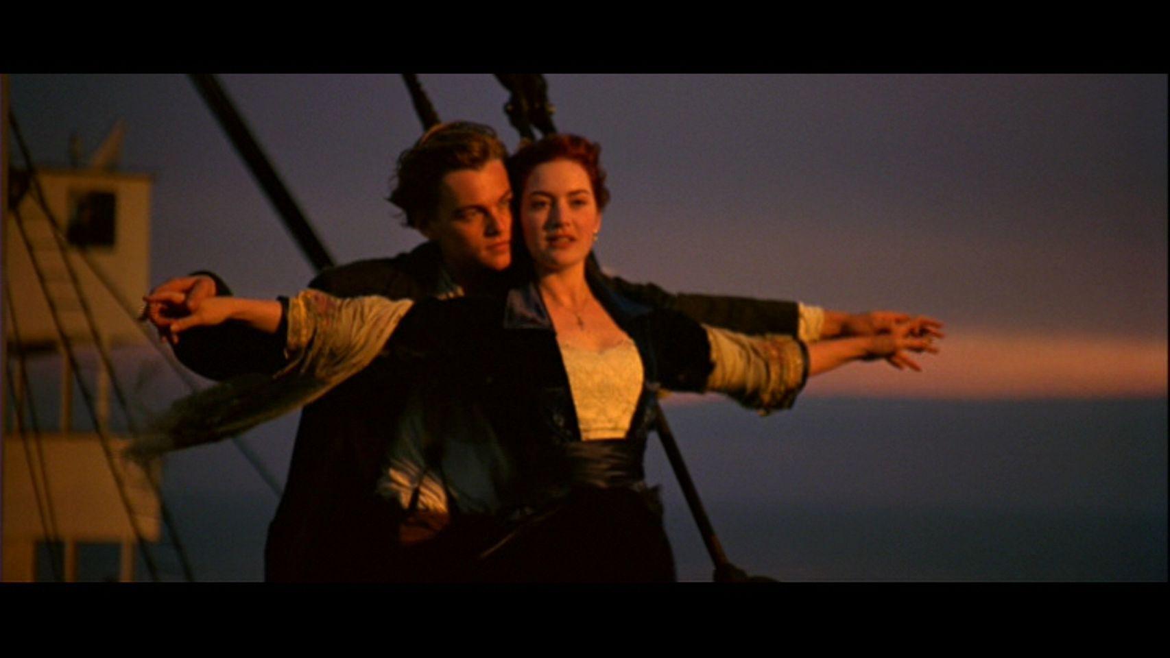 Titanic   Jack Rose   Jack and Rose Image 22328000 1706x960