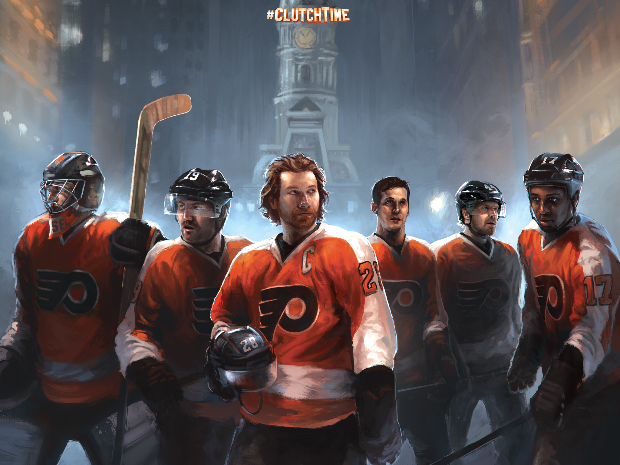 Philadelphia Flyers Wallpaper 2048x1536
