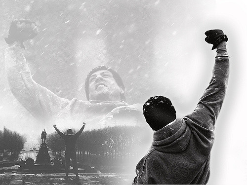 Rocky Balboa wallpaper Flickr   Photo Sharing 500x375
