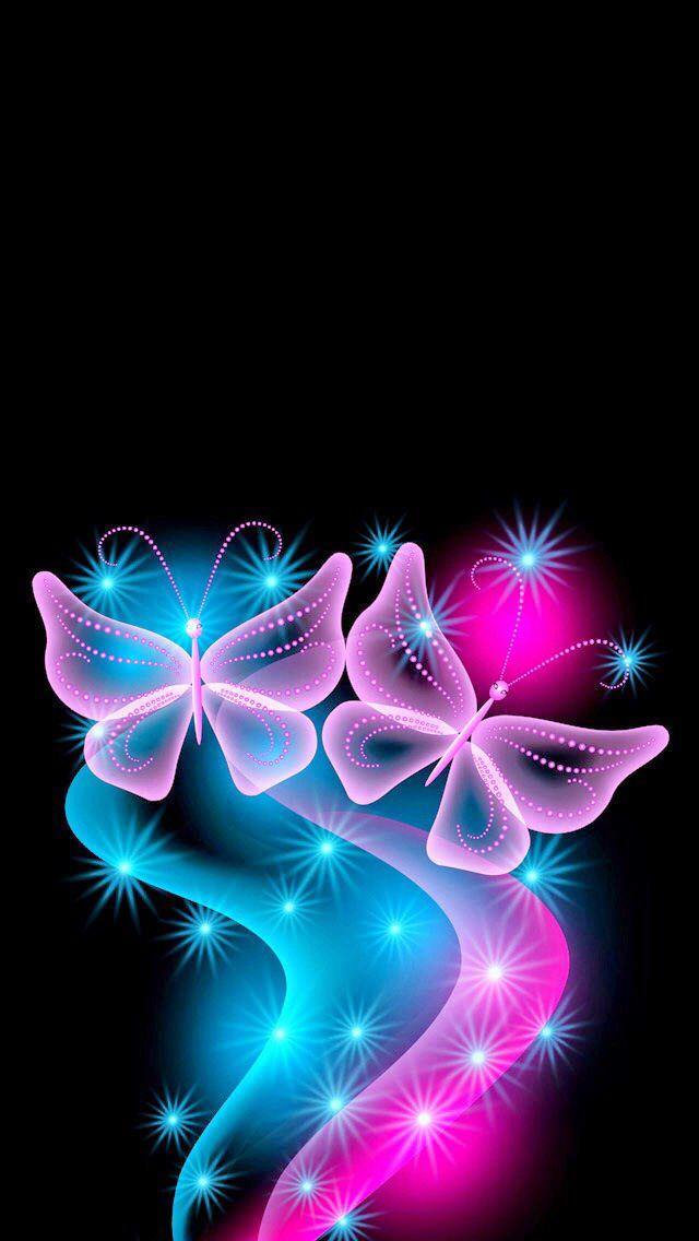 Cool butterflies wallpaper BUTTERFLY BUTTERFLIES Pinterest 640x1136