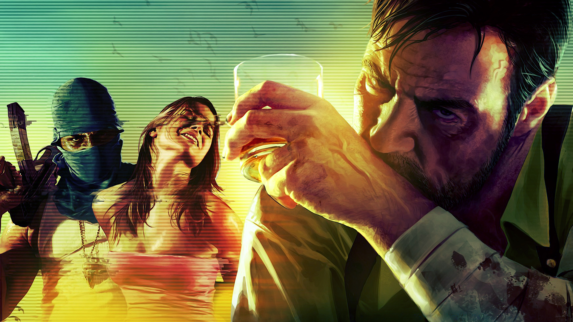 Max Payne 3 Wallpapers in HD 1920x1080