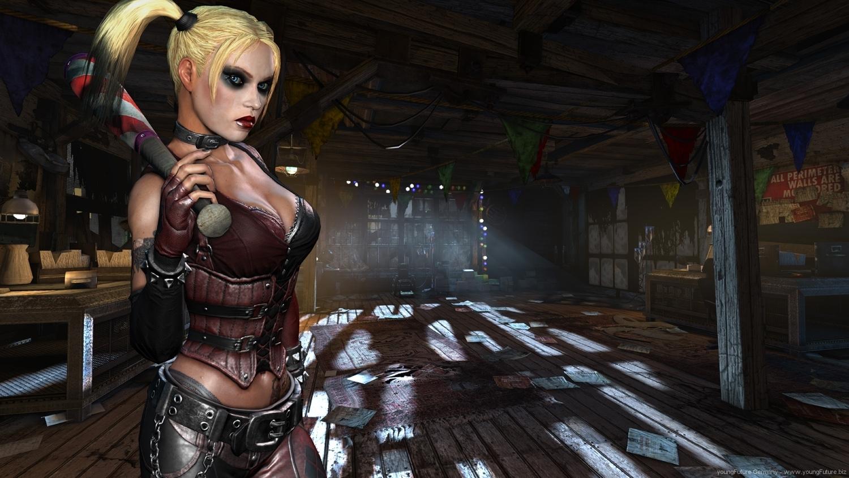 Harley Quinn   Batman Arkham City Photo 19841223 1500x844
